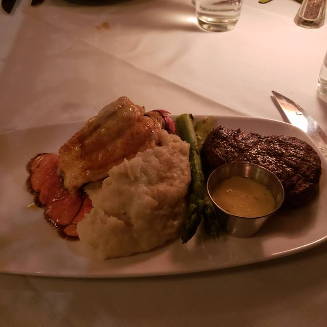Delmonico's Steakhouse, Independence, OH