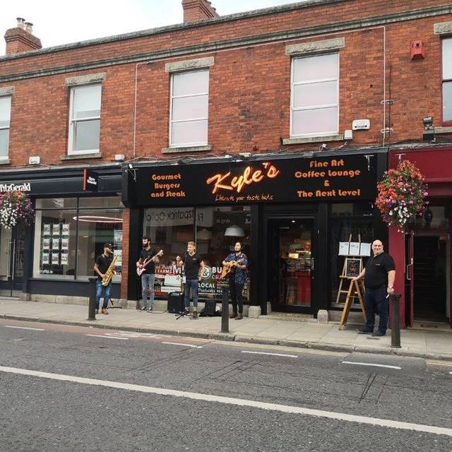 Kyle's Gourmet Burger, Dublin 6, Co. DUBLIN