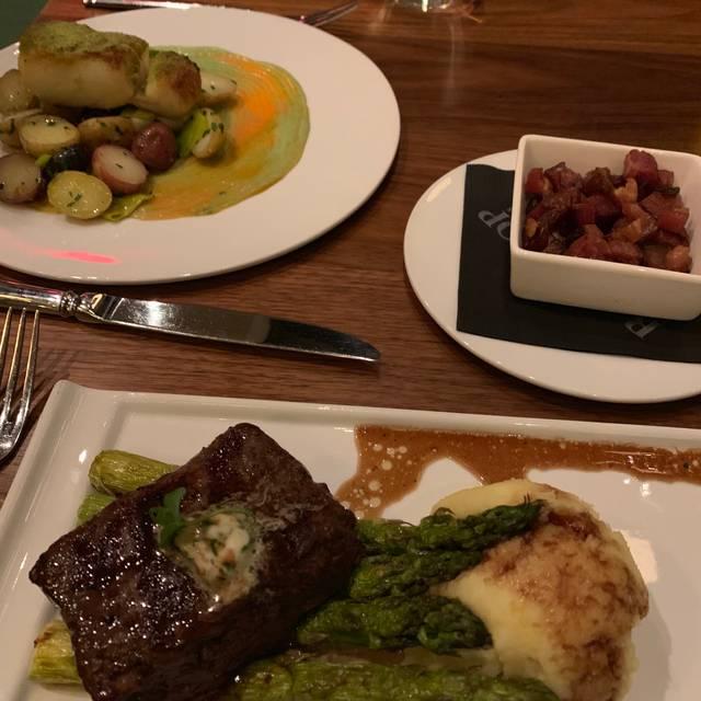 Railstop Restaurant & Bar, Brighton, MA