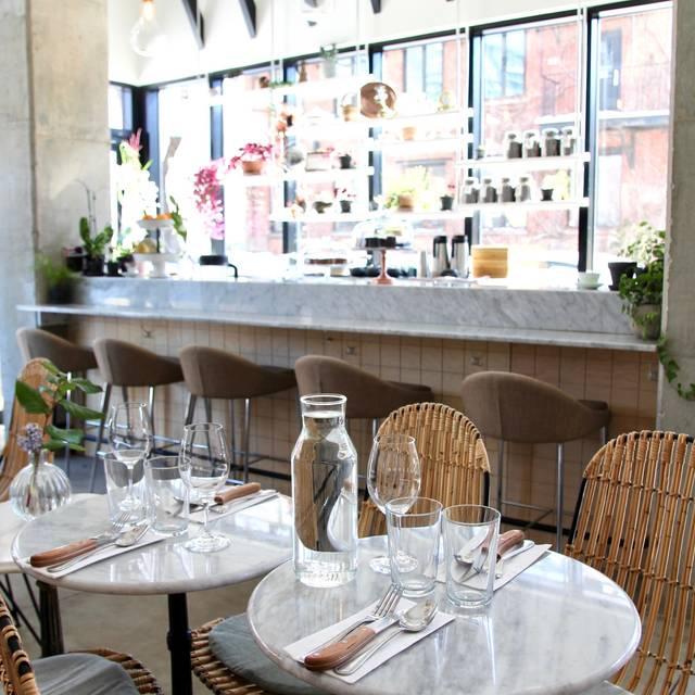 Restaurant Melisse, Montréal, QC