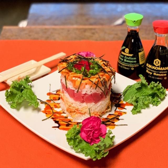 Samu Bar Sushi Hibachi, Little Rock, AR