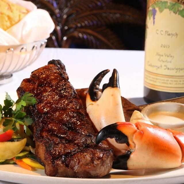 Yabba Steak Combo - Yabba Island Grill, Naples, FL