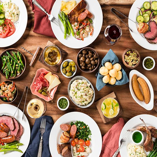 Dining Table - Texas de Brazil - Carlsbad, Carlsbad, CA