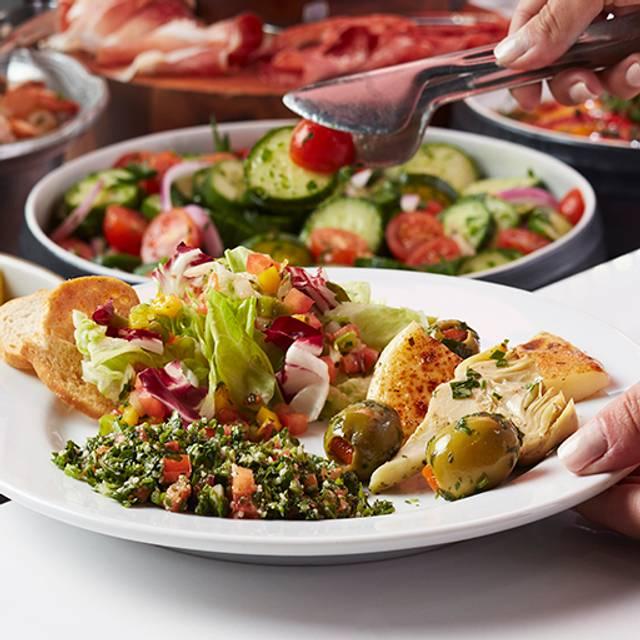Salad Plate - Texas de Brazil - Carlsbad, Carlsbad, CA