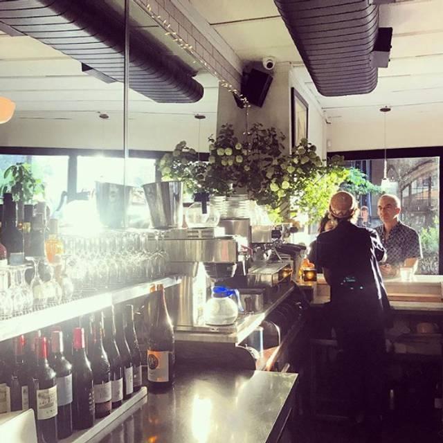 Cafe Paulette, Brooklyn, NY