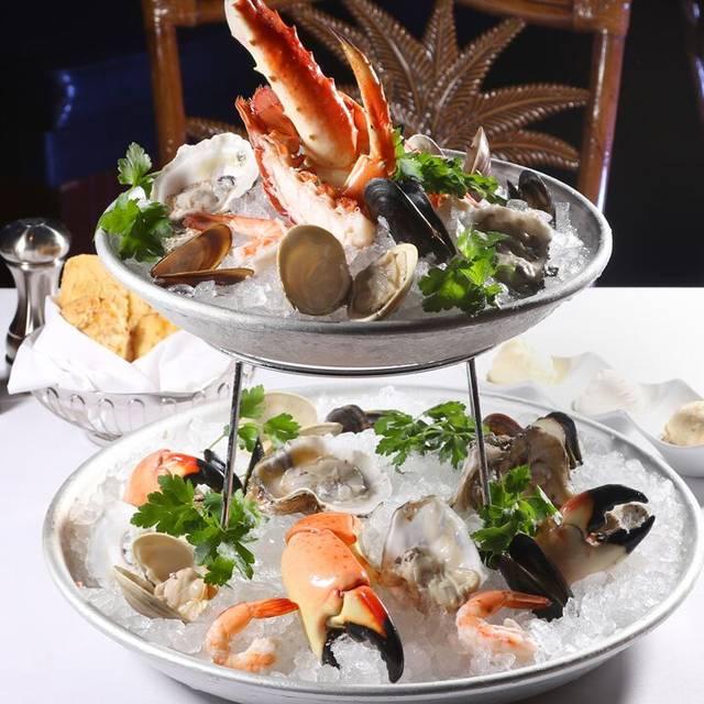 Yabba Shellfish Tower - Yabba Island Grill, Naples, FL