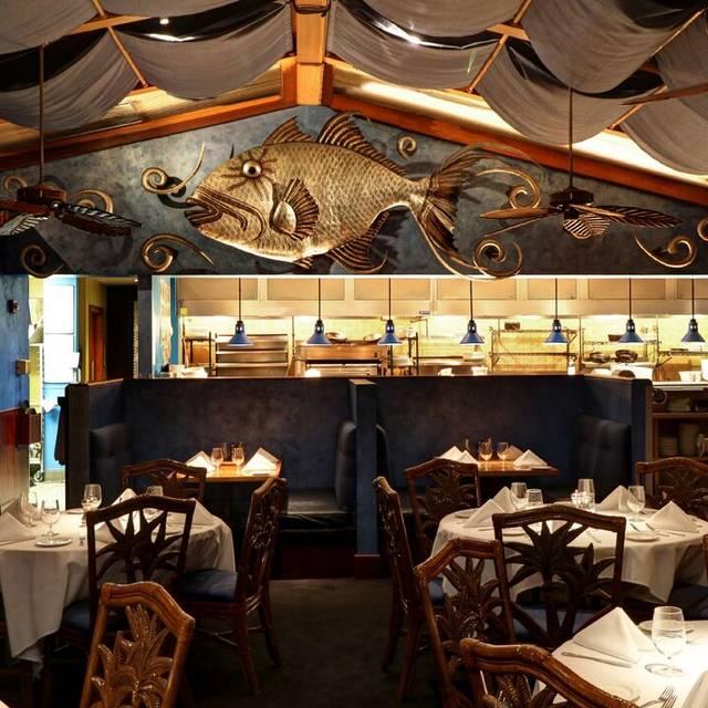 Dining Room - Yabba Island Grill, Naples, FL