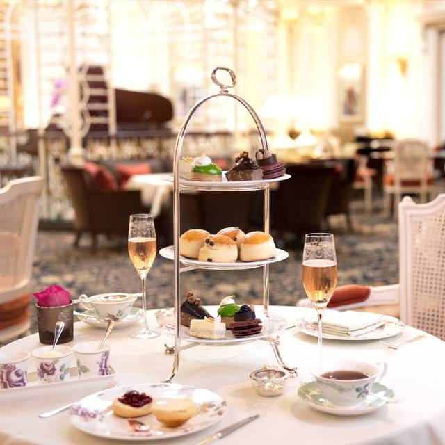 Afternoon Tea at The Savoy, London
