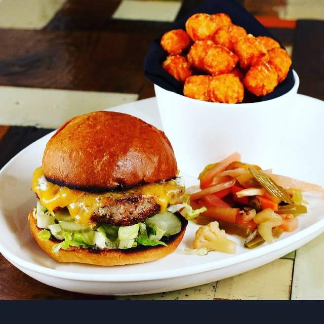 Burger - Credo, San Francisco, CA