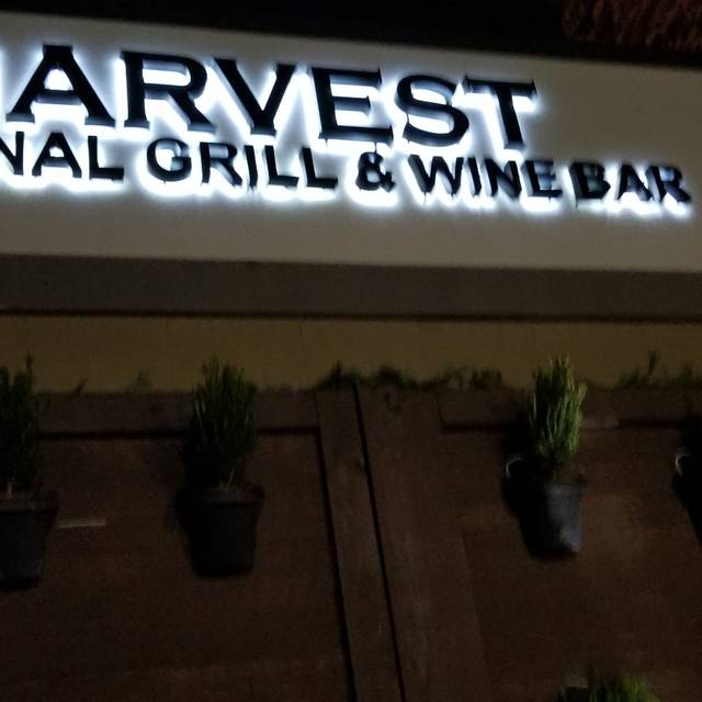 Harvest Seasonal Grill & Wine Bar – Moorestown, Moorestown, NJ