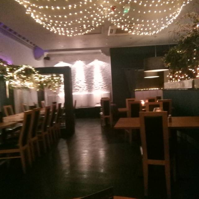 The Quadrant Restaurant & Bar, Hoylake, Merseyside