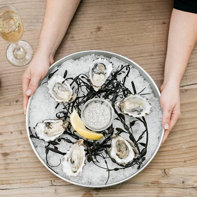 Esquire Oysters - Esquire Grill, Sacramento, CA