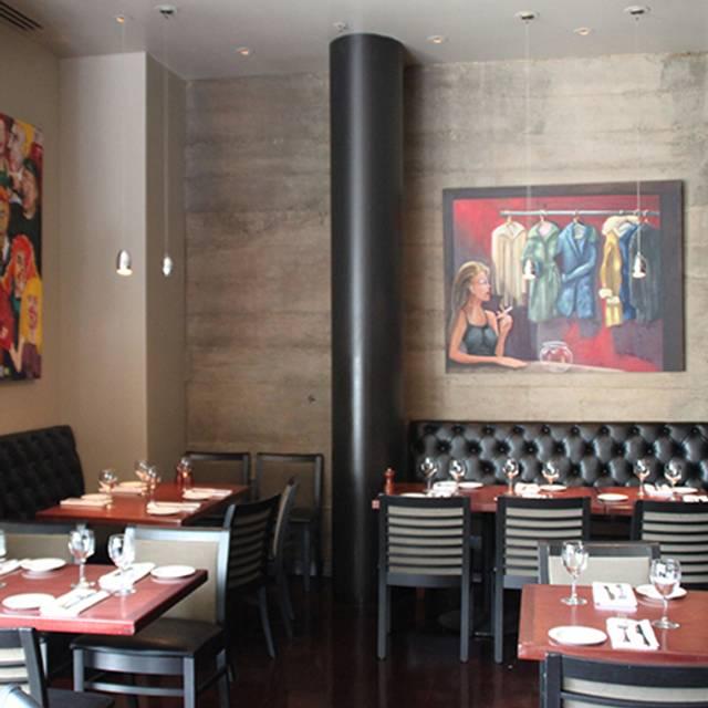 Esquire Dining Room - Esquire Grill, Sacramento, CA