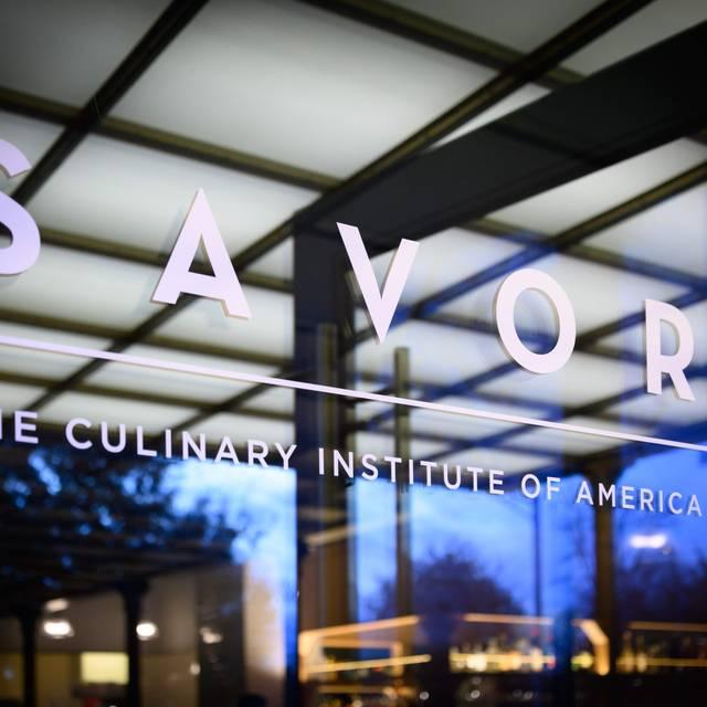 Savor The Culinary Institute of America, San Antonio, TX