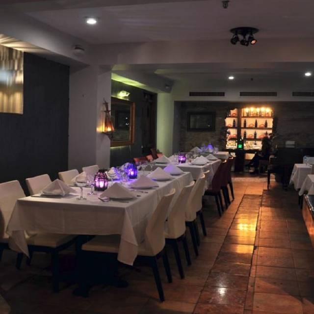 Turkuaz Restaurant, New York, NY