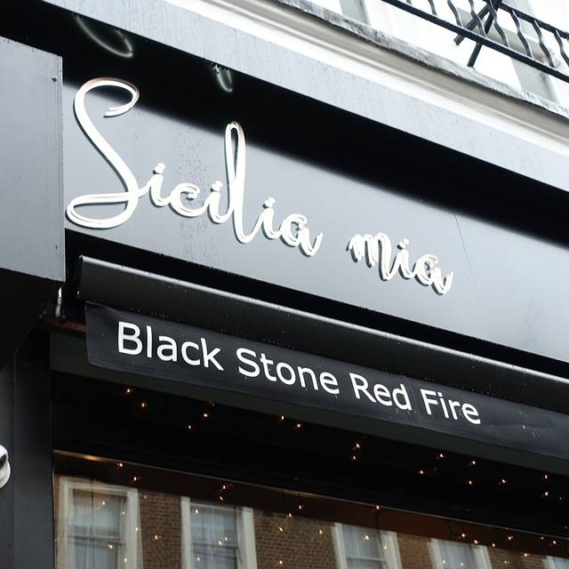 Sicilia Mia Italian Restaurant, London