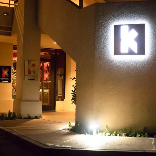 Kaiser Grille Palm Desert, Palm Desert, CA