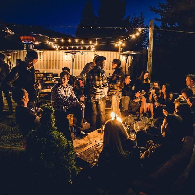 O - Stonesedge Kitchen, Whistler, BC