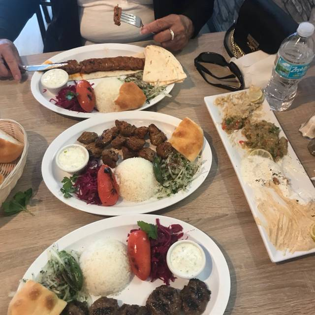 Marash Turkish Cuisine, Hallandale Beach, FL