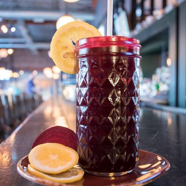 Copy Of Fresh Juice The Purist - Punch Bowl Social - Milwaukee, Milwaukee, WI