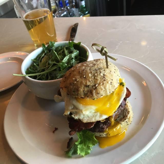 Shine Burger And Egg - Shine Restaurant & Potion Bar, Boulder, CO