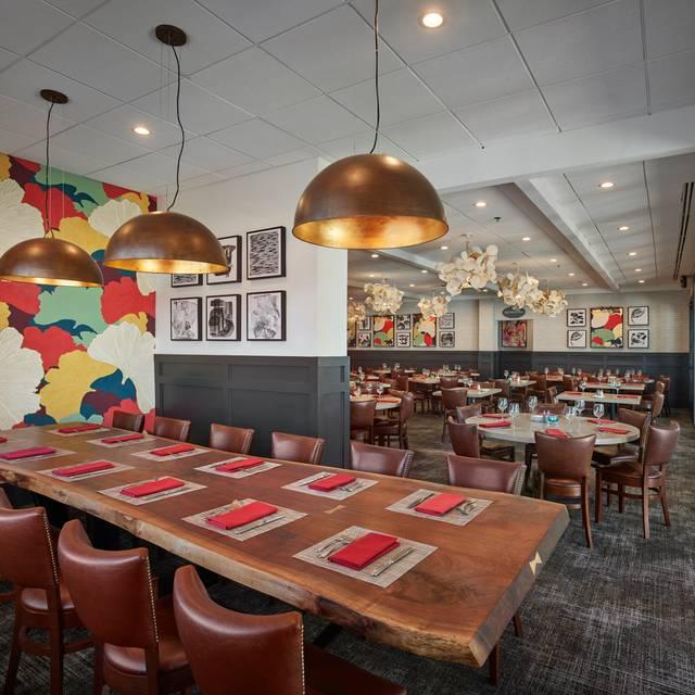Interior - Tavola Restaurant, Springfield, PA