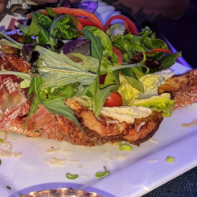 Baja Lobster Co. - Hotel Marina Fiesta Resort & Spa, Cabo San Lucas, BCS