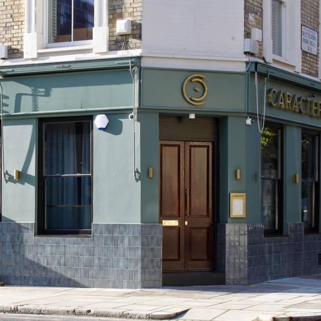Caractère Restaurant, London