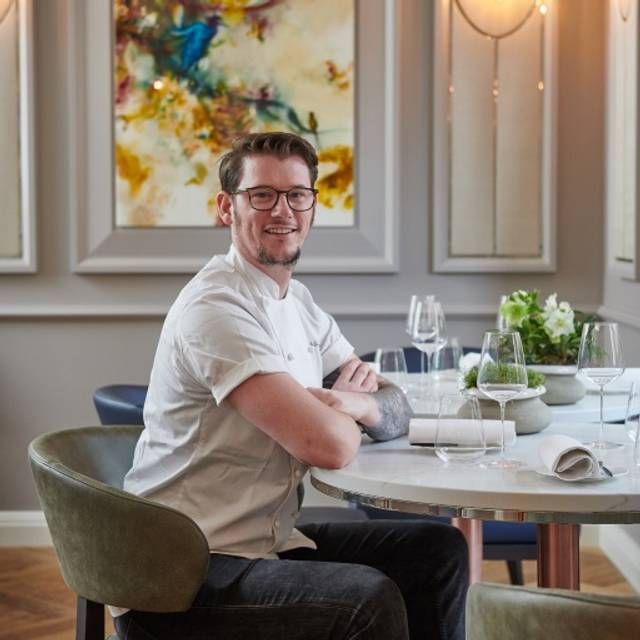 Afternoon Tea at Cadogan's by Adam Handling, London