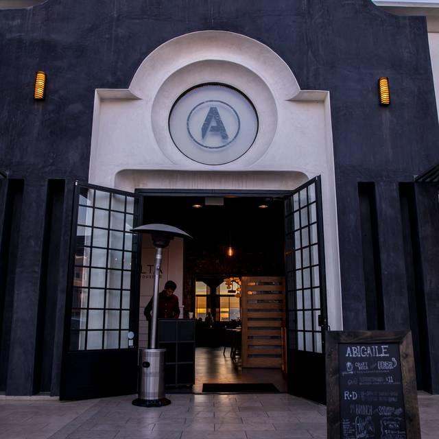 Abigaile Restaurant, Hermosa Beach, CA