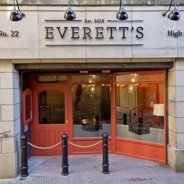 Everett's, Waterford City, Co. Waterford