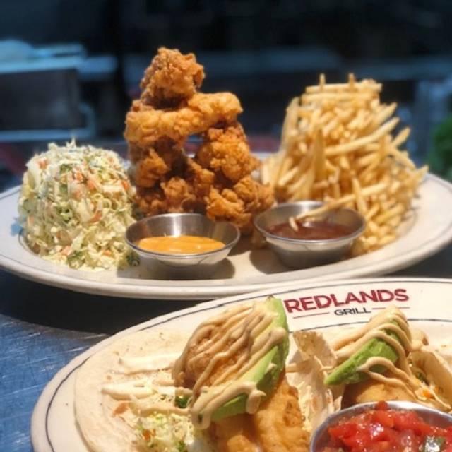 Fishtacosandfingerplatter - J. Alexander's - Redlands Grill - Louisville, Louisville, KY