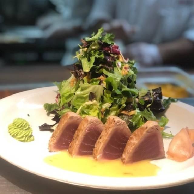 Ahi Tuna Salad - J. Alexander's - Redlands Grill - Louisville, Louisville, KY