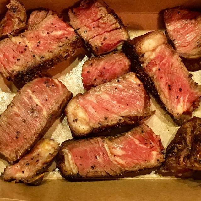 Market Steer Steakhouse, Santa Fe, NM