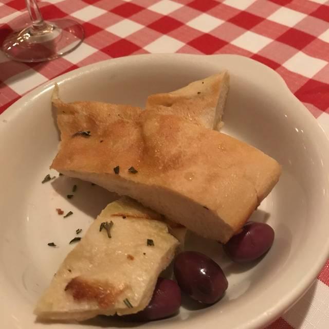 Pomodoro Rosso, New York, NY