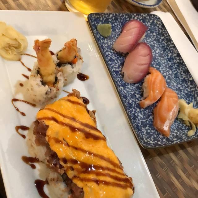 Noboru Japanese Restaurant, Kailua, HI