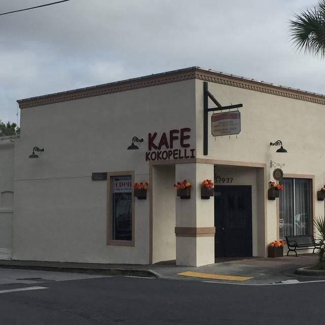 Kafe' Kokopelli, Dade City, FL
