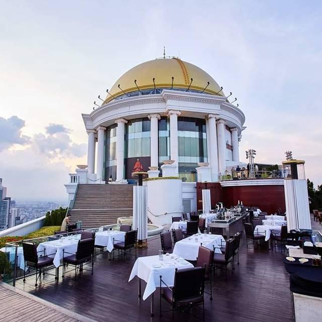 Tower - Sirocco – Tower Club at lebua State Tower, Bang Rak, Bangkok