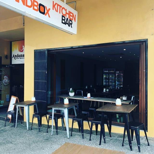 The Sandbox Kitchen Bar, Shellharbour, AU-NSW
