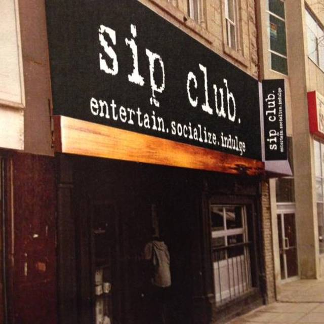 Sip Club, Guelph, ON