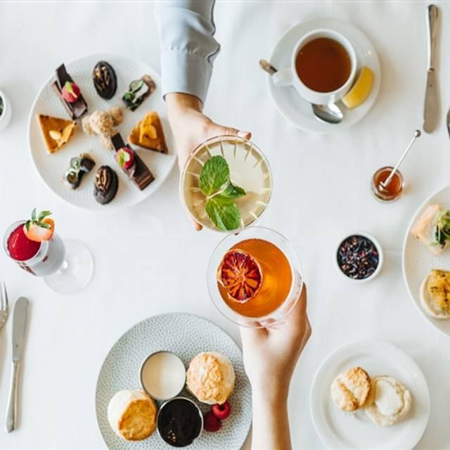 Afternoon Tea at Globe – Fairmont YVR, Richmond, BC