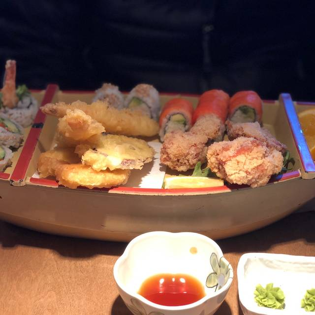 Kamei Baru Japanese Seafood Restaurant, Vancouver, BC