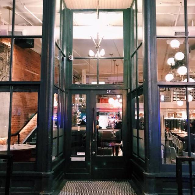 The Greek - Gastown, Vancouver, BC
