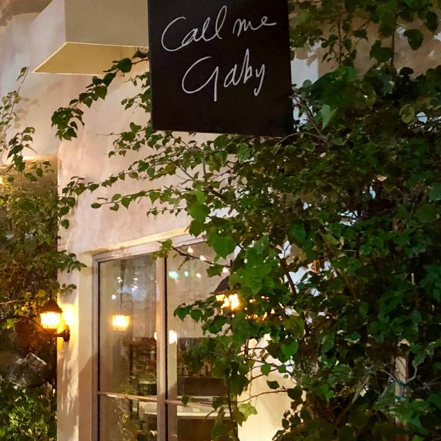 CALL ME GABY, Miami Beach, FL