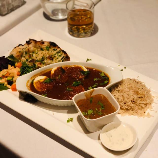 Aanch-Modernistic Indian Cuisine, Toronto, ON