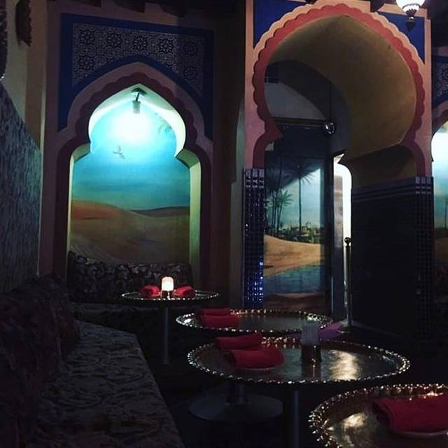 Marrakech Moroccan Restaurant, San Francisco, CA