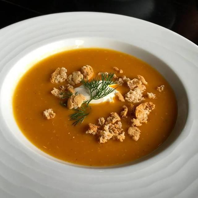 Butternut Squash Soup - Washington Prime, Norwalk, CT