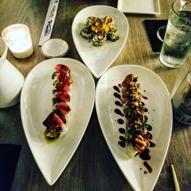 Yume Sushi, Arlington, VA