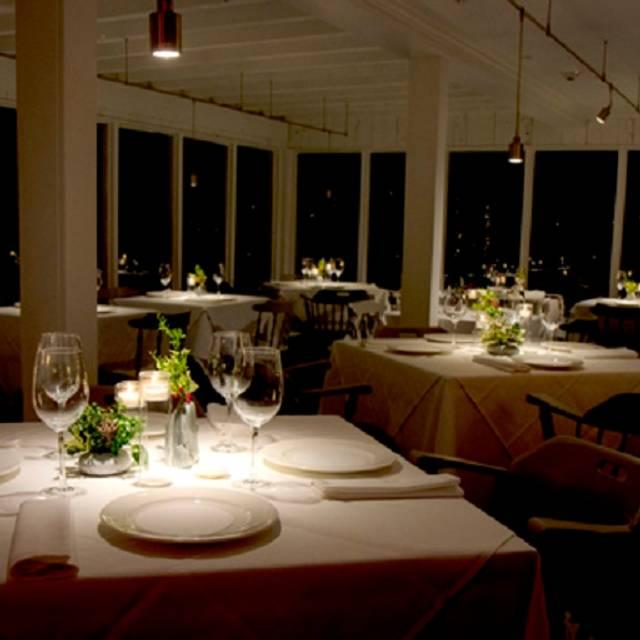 Cascade The Restaurant, Kintnersville, PA