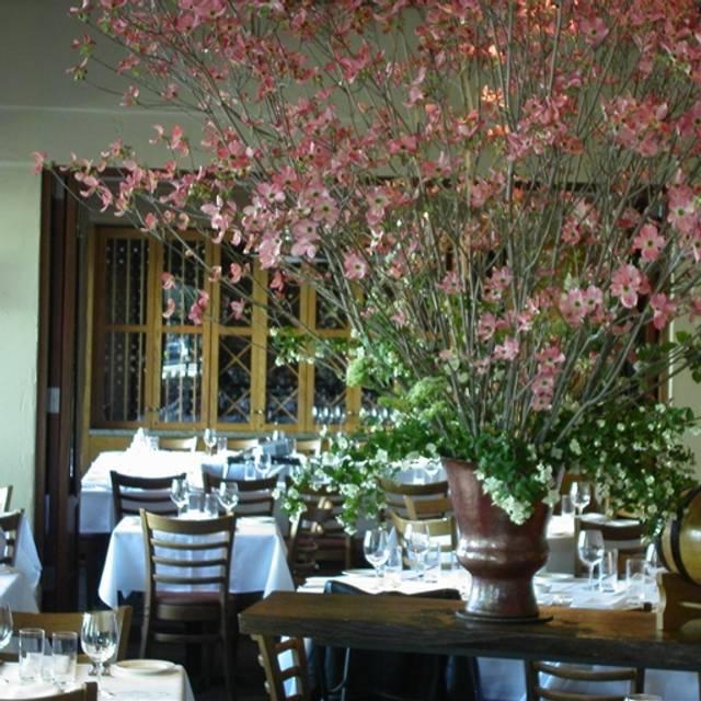 Oliveto Café & Restaurant, Oakland, CA